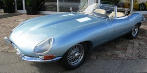 1967 JAGUAR E TYPE 4.2 SERIES 1 ROADSTER For Sale