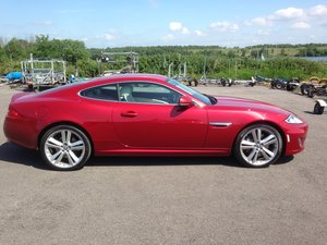 2012 Jaguar XK 5 litre FHC Portfolio Model For Sale
