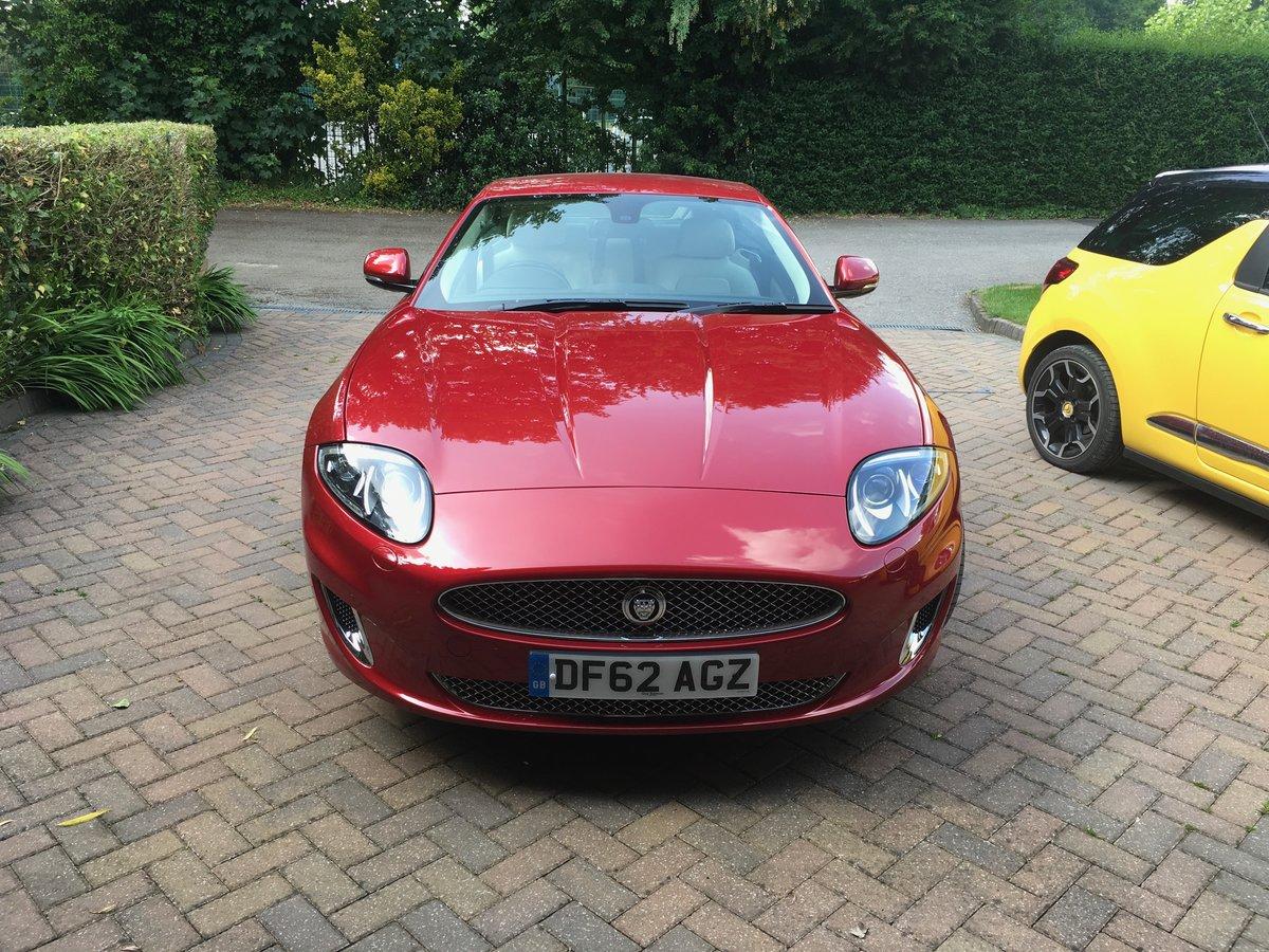 Jaguar XK 5 litre FHC Portfolio Model (2012) For Sale (picture 3 of 5)