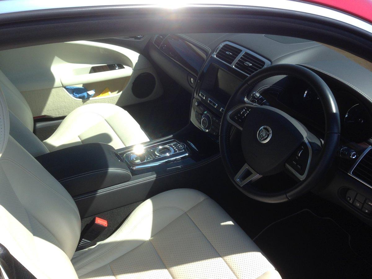 Jaguar XK 5 litre FHC Portfolio Model (2012) For Sale (picture 4 of 5)