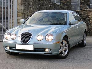 2001 Jaguar S-Type 3.0SE V6 - Just 15K Miles  - FJSH  *SOLD*