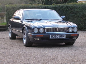 1995 Jaguar XJ6 54000 miles FSH   1 x Owner 24 Years For Sale