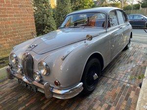 1964 Jaguar 3.8 Man with Vicarage Upgrades