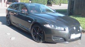 2014 Jaguar 3.Od V6 S Sportbrake portfolio 5dr Auto