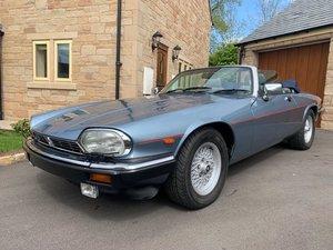 1989 Jaguar XJ-S 5.3 Convertible For Sale by Auction