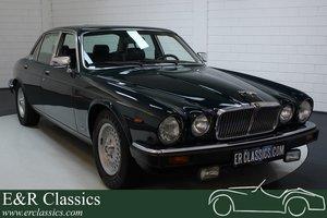 1991 Jaguar XJ12 Series III  British Racing Green