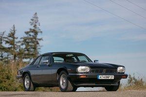 1989 Jaguar XJS V12 Coupé - No reserve For Sale by Auction