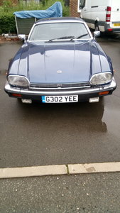 1989 Jaguar XJS V12 auto long MOT