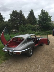 Picture of 1969 Jaguar Etype 2+2 4.2 fully restored