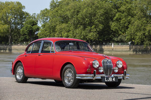 1961 JAGUAR MARK II 3.8 LITRE – 'COOMBS'