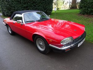 Picture of 1988 Jaguar XJS V12 Cabriolet For Sale