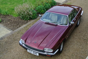 Jaguar XJS Facelift