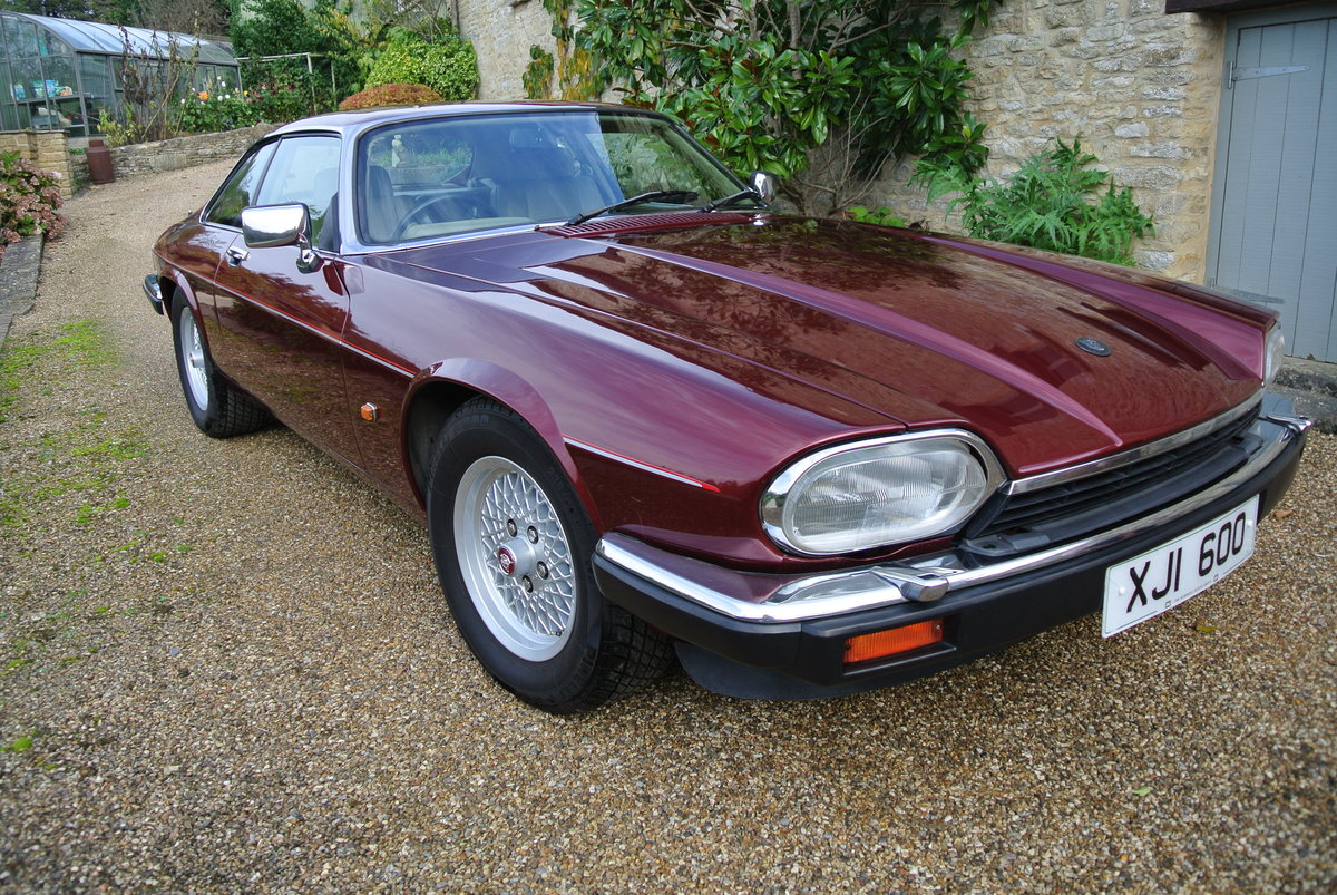 1991 Jaguar XJS Facelift For Sale (picture 2 of 6)
