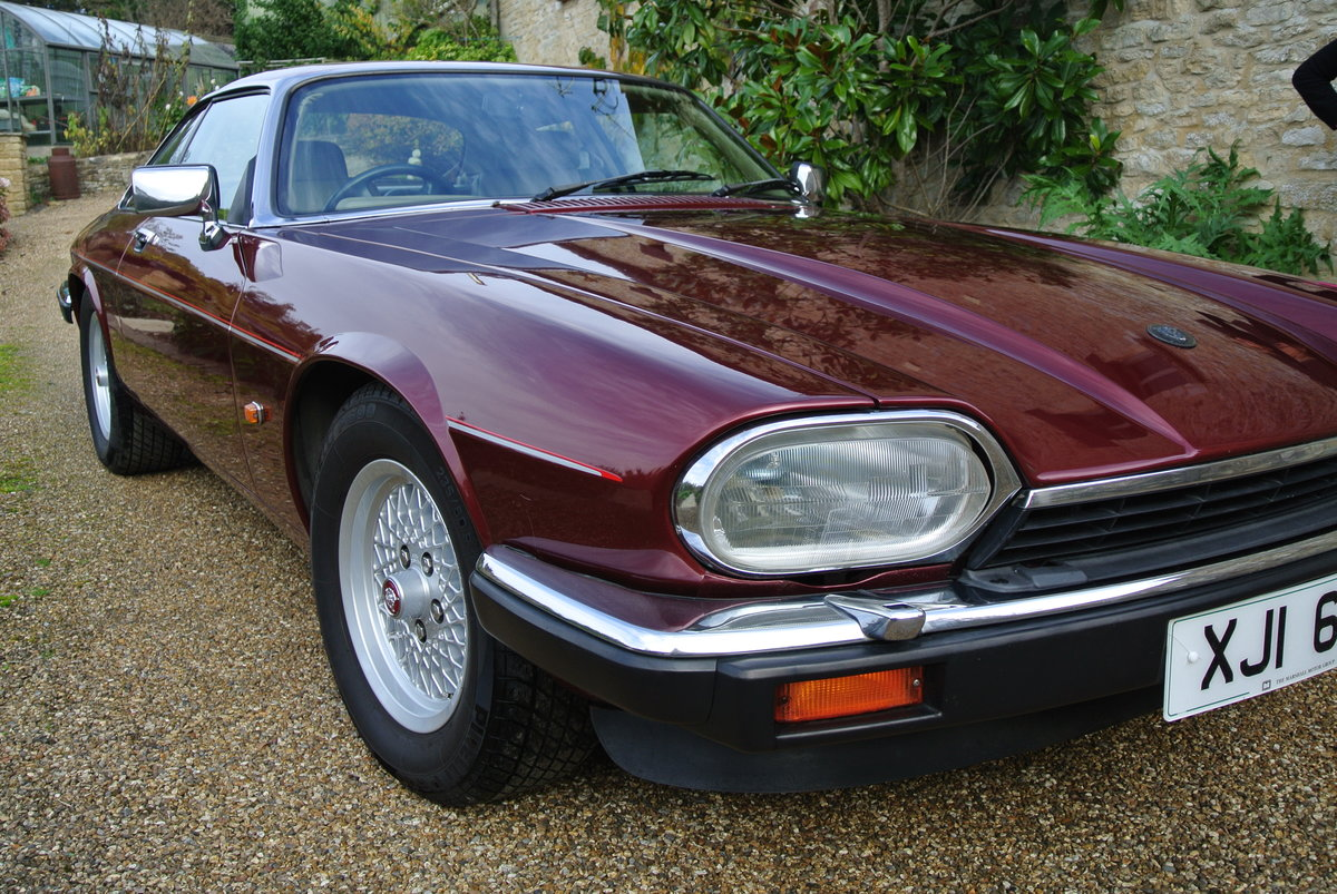 1991 Jaguar XJS Facelift For Sale (picture 3 of 6)