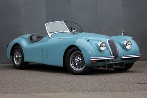1953 Jaguar XK 120 Roadster LHD For Sale