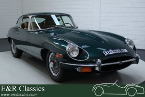1969 Jaguar E-type Series 2 coupé, matching numbers not 2 + 2