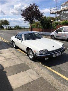 Jaguar XJSC V12  31653 miles