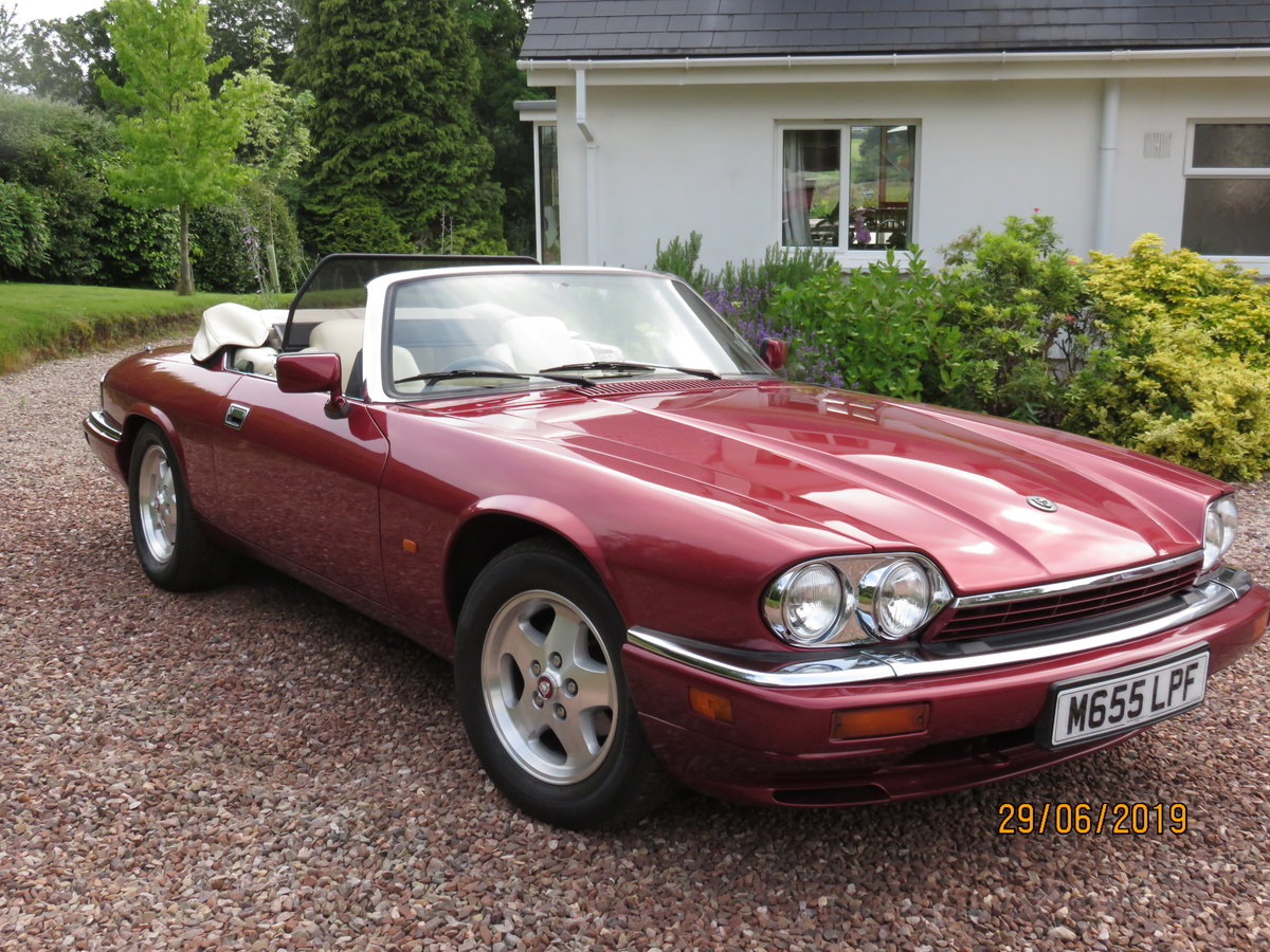 1995 XJS  Convertible For Sale (picture 2 of 6)