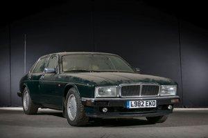 1993 Jaguar XJ40 RHD - No reserve For Sale by Auction