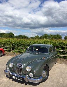 1956 Jaguar 2.4 MOD For Sale