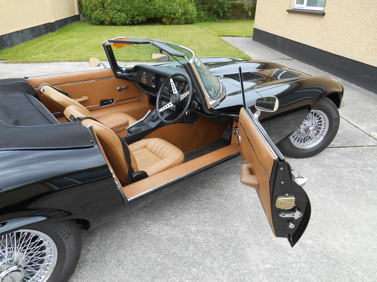 1974 Jaguar E Type V12 Commemorative. SOLD (picture 6 of 6)