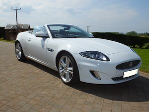 Jaguar xk portfolio convertible12k miles REDUCED