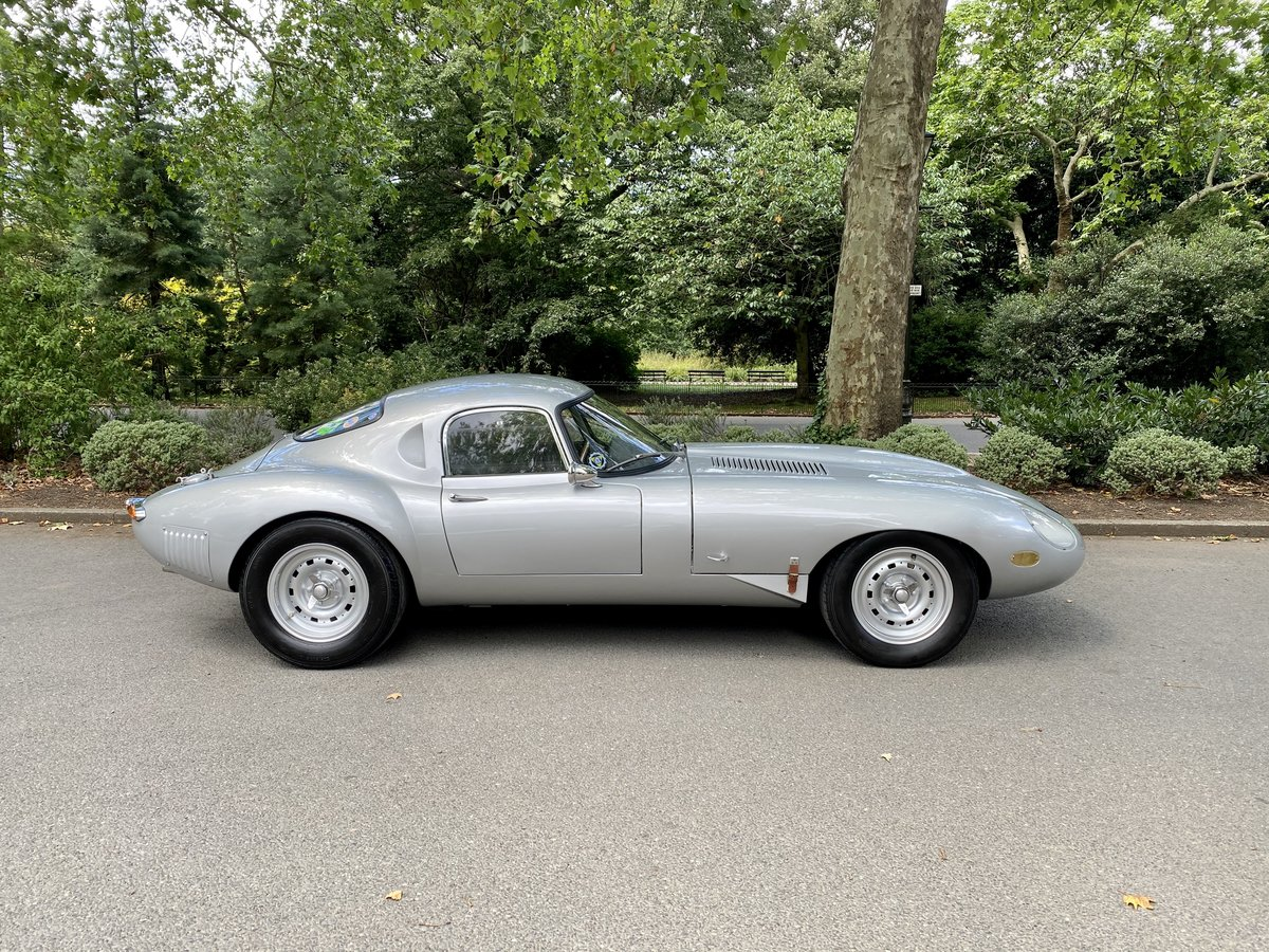1969 Jaguar E-Type Low-Drag Lightweight Special SOLD (picture 3 of 24)