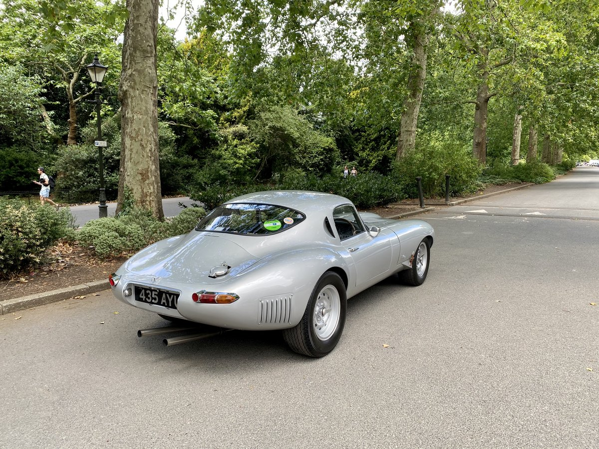 1969 Jaguar E-Type Low-Drag Lightweight Special SOLD (picture 5 of 24)