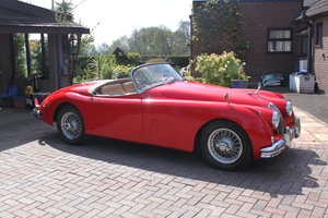 1958 Jaguar XK150 Beautiful, restored, rhd or lhd
