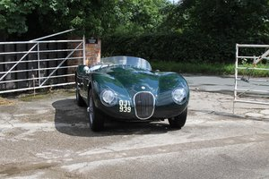 1951 Jaguar C-Type Recreation, Works Specification, Outstanding  For Sale