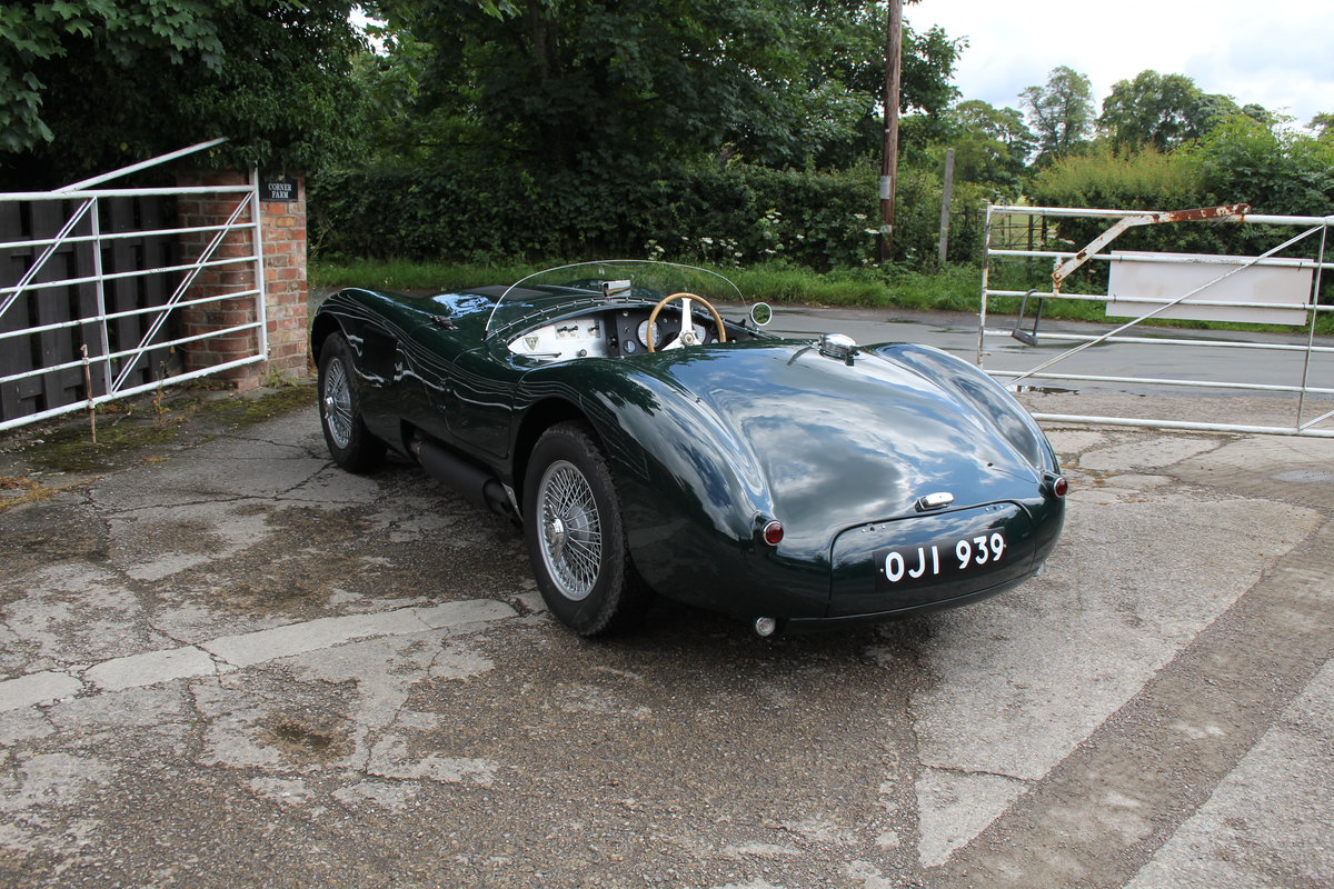1951 Jaguar C-Type Recreation, Works Specification, Outstanding  For Sale (picture 4 of 16)