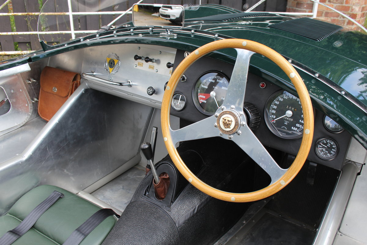 1951 Jaguar C-Type Recreation, Works Specification, Outstanding  For Sale (picture 7 of 16)