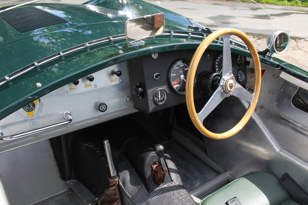 1951 Jaguar C-Type Recreation, Works Specification, Outstanding  For Sale (picture 10 of 16)