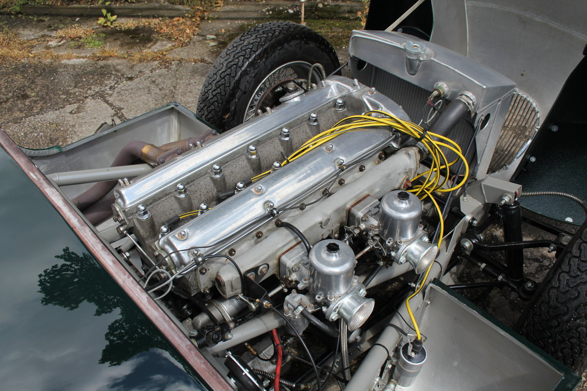 1951 Jaguar C-Type Recreation, Works Specification, Outstanding  For Sale (picture 13 of 16)