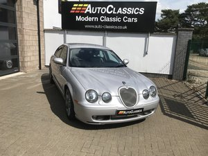2003 Jaguar S type R, Full Service History
