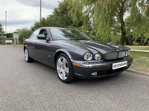 2006 Jaguar XJR 4.2 V8 Supercharged UK Supplied From New For Sale