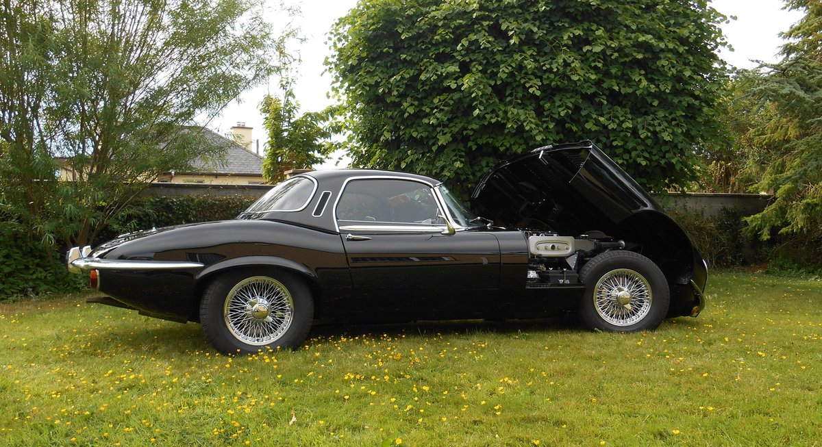 1974 Jaguar E Type V12 Commemorative. SOLD (picture 2 of 6)