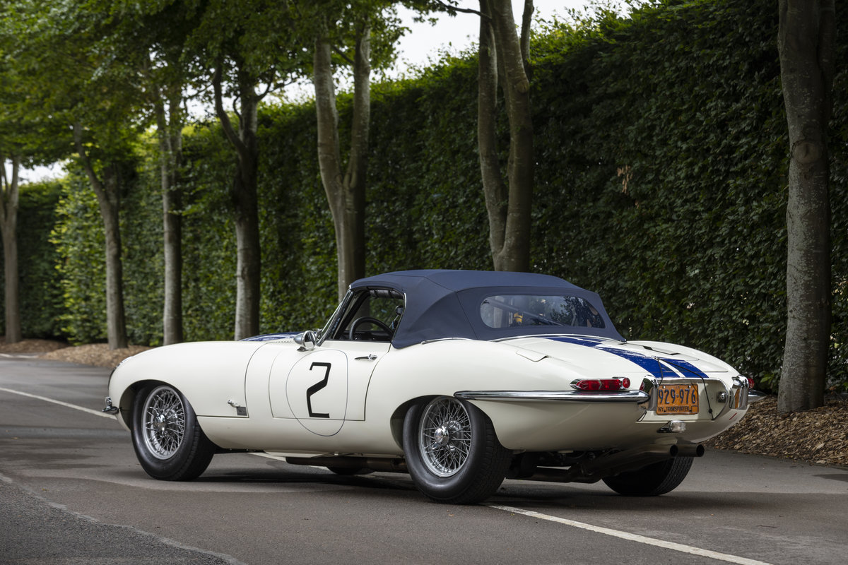 1961 Jaguar E-Type For Sale (picture 4 of 11)