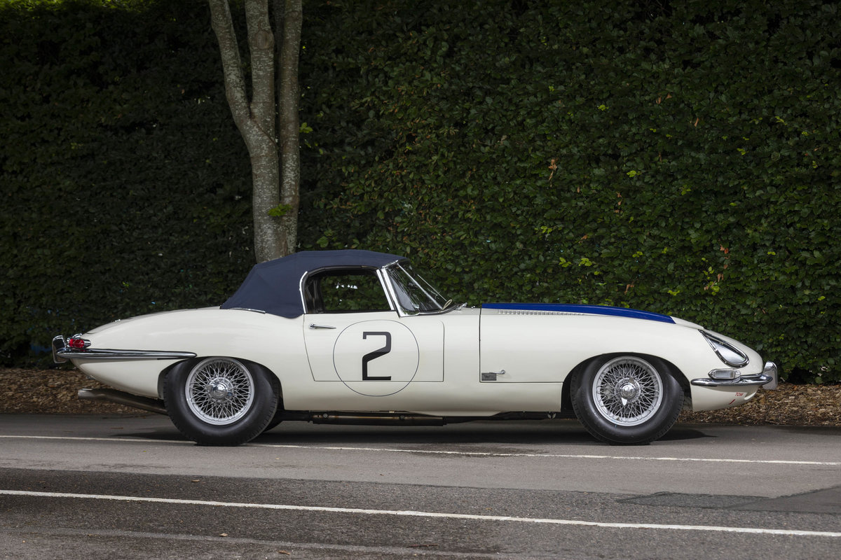 1961 Jaguar E-Type For Sale (picture 5 of 11)