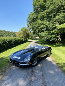 1962 Jaguar E-Type Roadster For Sale