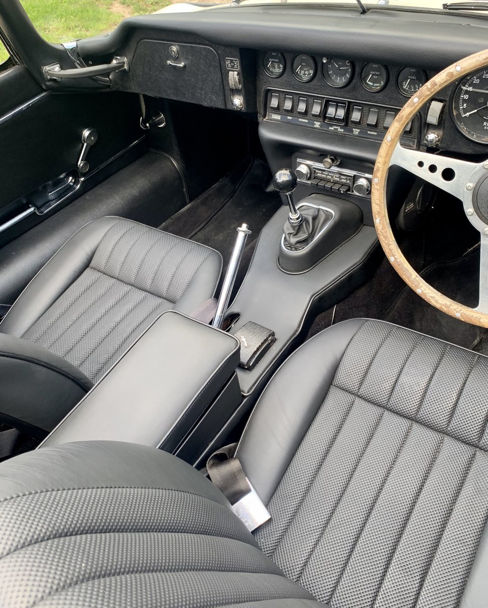 1969 Jaguar E-Type Roadster For Sale (picture 4 of 4)