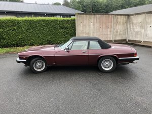 Picture of 1983 Jaguar Xjs Cabriolet