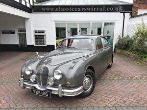 1962 Jaguar MKII 2.4 Manual Overdrive 30,000 Miles