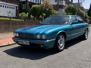 Supercharged Straight Six XJ300 Saloon