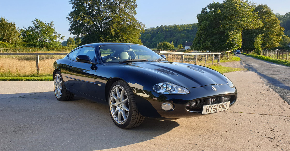 2002 Jaguar XKR 4.0 100 Limited Edition For Sale (picture 1 of 6)