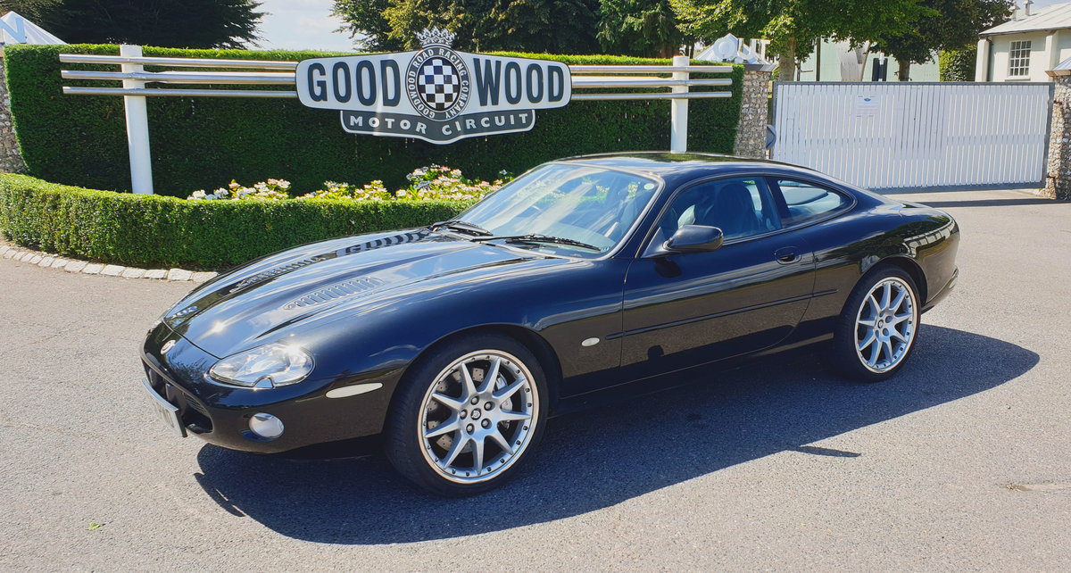 2002 Jaguar XKR 4.0 100 Limited Edition For Sale (picture 2 of 6)