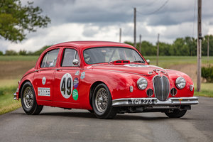 1956 Jaguar Mk1 3.4-Litre (FIA) Historic Touring Car