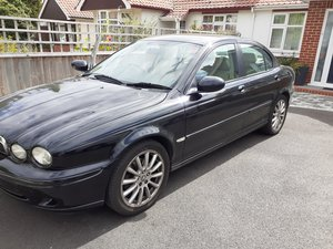 2007 diesel manual saloon x-type2.2 black