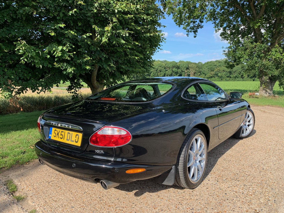 2001 **VERY RARE** Jaguar XKR 100 Limited Edition For Sale ...