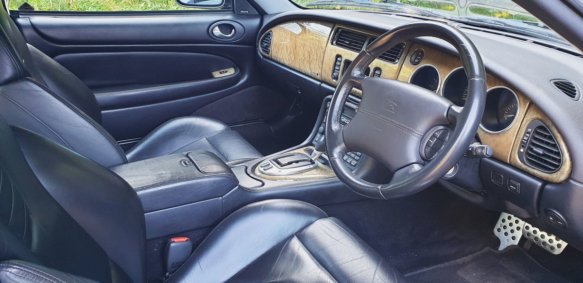 2002 Jaguar XKR 4.0 100 Limited Edition For Sale (picture 6 of 6)